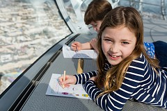 Easter holidays at British Airways i360