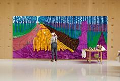 Exhibition On Screen: Hockney At The Royal Academy