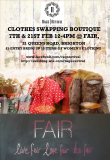 Rags Revival Clothes Swap Shop Boutique @FAIR