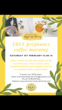 FREE pregnancy coffee morning