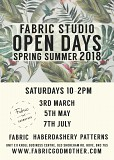 Fabric Godmother Studio Open Day