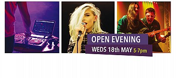 Access to Music | May Open Evening
