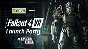 Fallout 4 VR Launch Party