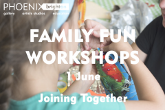 Family Fun: Joining Together
