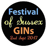 Festival of Sussex GINs