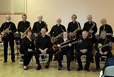 Free Afternoon Jazz: Downsbeat Swing Band