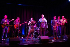 South Coast Soul Revue Live at the Brunswick