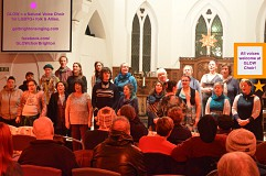 GLOW Choir Brighton