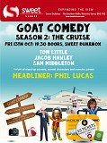 GOAT Comedy Season 2: The Cruise