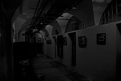 Ghost Hunt at the Old Police Cells