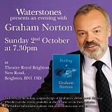 Waterstones Presents: An Evening With Graham Norton