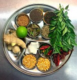 Gujarati Thali Workshop