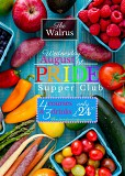 HAPPY PRIDE! Supper Club: 4 Courses & 3 Drinks