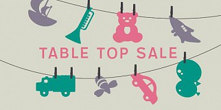 Hanover Baby Table Top Sale