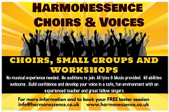 Harmonessence Choirs and Voices