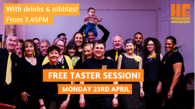 Harmonessence Choir Free Taster Session