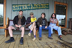 Hayseed Dixie + support from 8 Ball Aitken