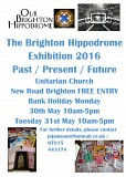 Our Brighton Hippodrome Exhibition 2016