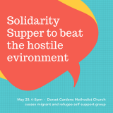 Hospitable Environment:Solidarity Supper