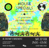 House Specials (With a Side of Detroit Techno)