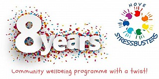 Hove StressBusters 8th Anniversary Special: wellbeing talks & demonstrations