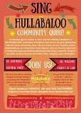 Hullabaloo Quire Open Sessions