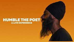Humble the Poet - A Live Experience