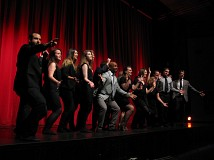 In the Smoke: Award-winning A Cappella