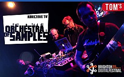 Addictive TV: Orchestra of Samples