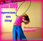 Hula Hoop - Improvers Course