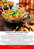 Indian Cook & Dine Class