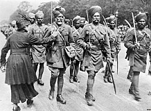 Indian Soldiers in WW1 – Nicola Benge