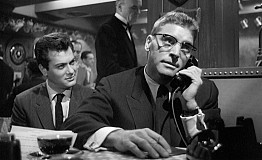 Introductory talk with Michael Brooke and screenings of Check Out and Sweet Smell of Success