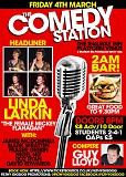 The COMEDY STATION launch Nite with Funny