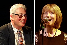 Jazz 'N' Blues With Julie Roberts & Michael Hinton