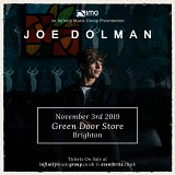 Joe Dolman - Green Door Store, Brighton