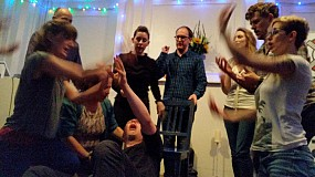 The Maydays Beginners Longform Improv Course