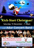 Kick-start Christmas with the Band