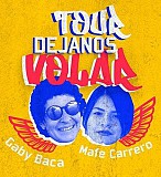 LET US FLY! With Gaby & Mafe Queer feminist hiphop & songs from Nicaragua