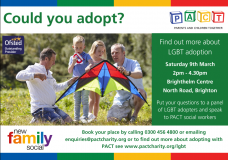 LGBT Adoption Information Event