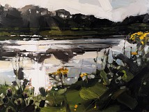 Landscape Painting with Hester Berry