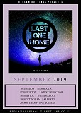 Last One Home UK Tour