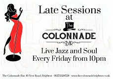Late Sessions at The Colonnade