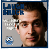 Laugh Shack w/ DAVE GREEN
