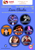 Lava Elastic - Neurodiverse comedy & performance night
