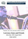 Lawrence Jones & Friends