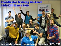 Lead a group of international volunteers - Training Weekend for Group Coordinators