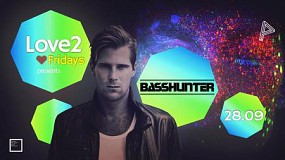 Love2 Presents: Basshunter