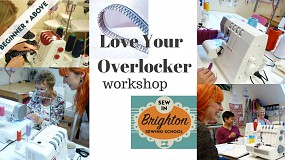 Love Your Overlooker Workshop