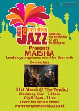 New Generation Jazz presents Maisha
